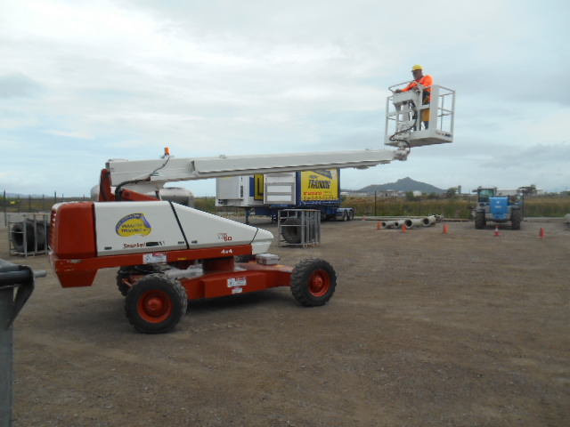 Non Slew Mobile Crane - Industry Training QLD