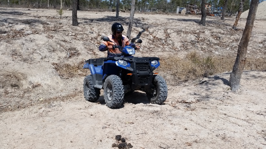 Quad Bike & Side by Side Ute - Industry Training QLD